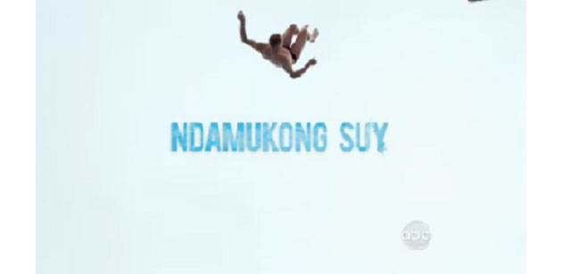 ABC's new dive show misspells Ndamukong Suh's name … but not the way you'd expect