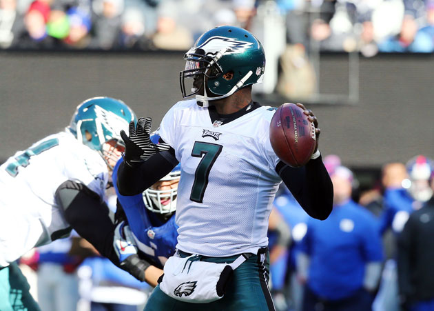 Michael Vick. (Getty Images)