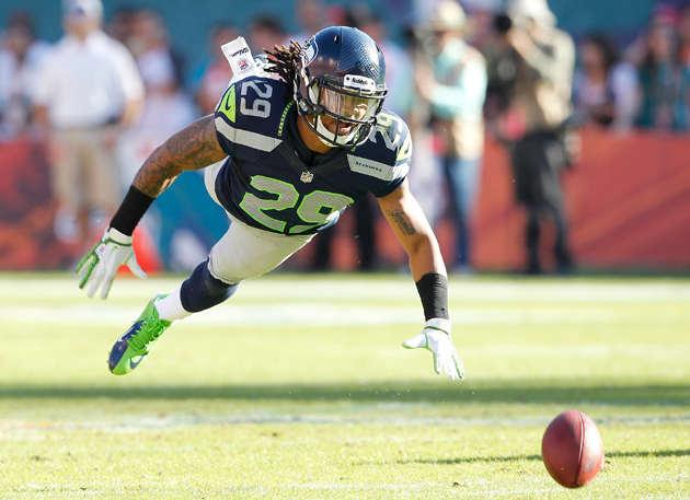 Earl Thomas personifies the new breed of total coverage safeties. (Getty Images)
