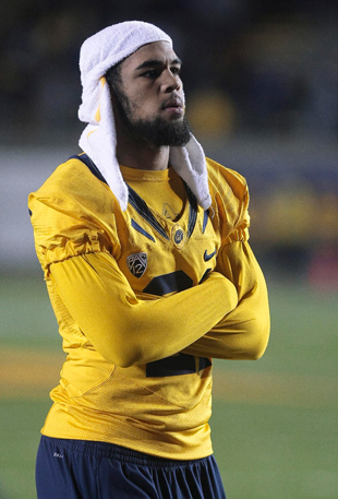 Keenan Allen had to sit his last few college games out. (Getty Images)