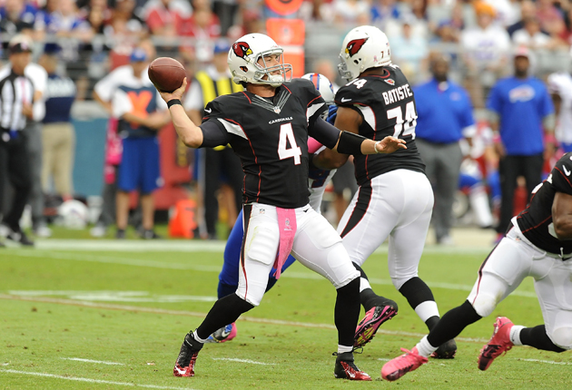 Kevin Kolb may be on the verge of a new NFL opportunity ... of sorts. (Getty Images)