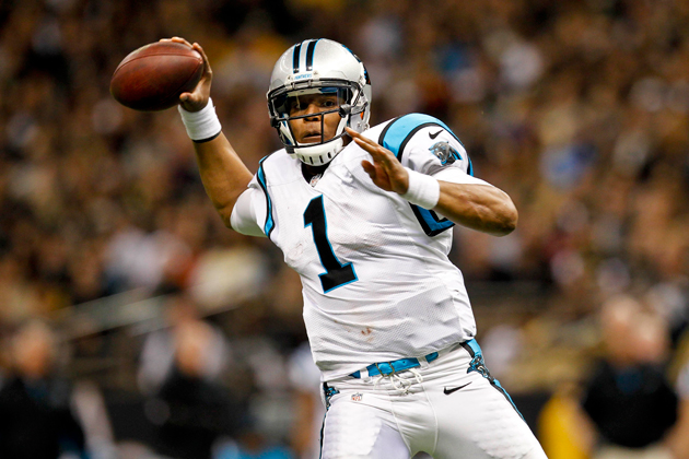 Cam Newton's second-year regression was easy to see -- and to analyze. (USAT Sports Images)