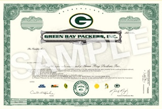 Packers sell 268k shares, raise $67m in offering