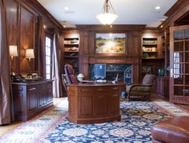 Peyton Manning's new Denver house is nice