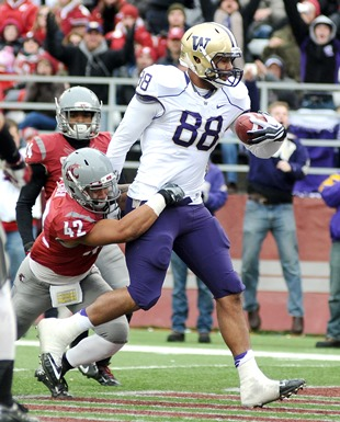 Washington TE Austin Seferian-Jenkins (USA Today Sports Images)