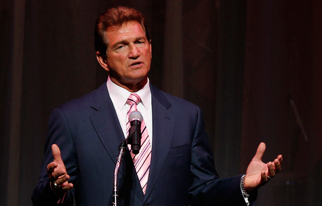 Joe Theismann has made his pitch. (AP)
