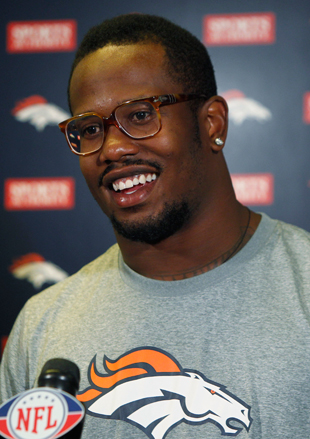 Von Miller is planning to have a fowl offseason. (Sorry). (AP)