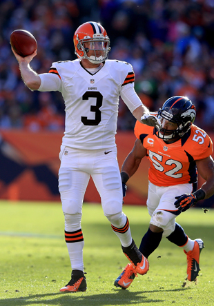 The Browns need more from Brandon Weeden. (Getty Images)