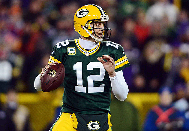 The Packers and Aaron Rodgers are $2M per year apart (USA Today Sports Images)
