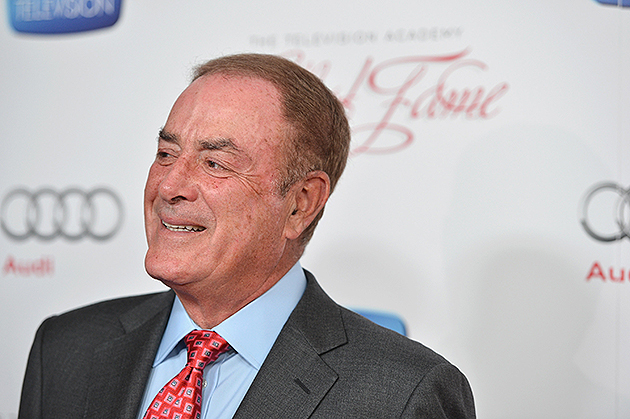 Al Michaels was arrested for DUI on Friday night (Getty Images)