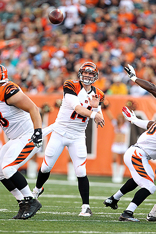 Andy Dalton (USA Today Sports Images)