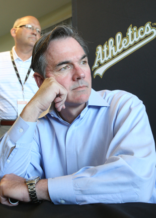 Billy Beane started a wave that many others have learned to ride. (Getty Images)