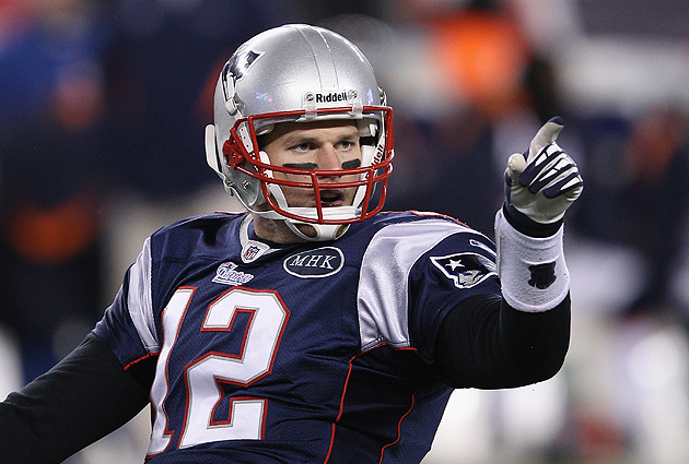 """Tebow? What? Sorry -- can't hear you!"" (Getty Images)"