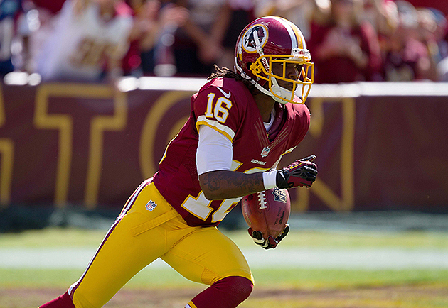 Brandon Banks is inactive for the Redskins (USA Today Sports Images)