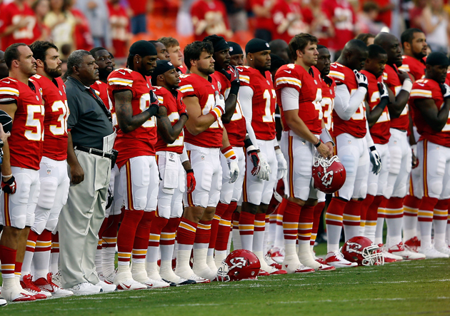 Apparently, the Chiefs have more to answer for than we thought. (Getty Images)