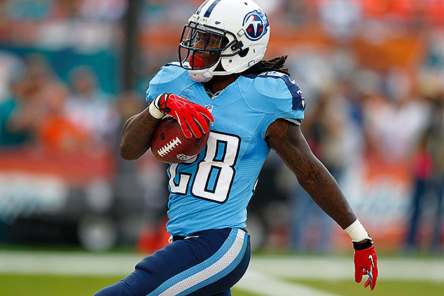"Chris Johnson likes ""most"" of the Titans' free agent moves (USA Today Sports Images)"