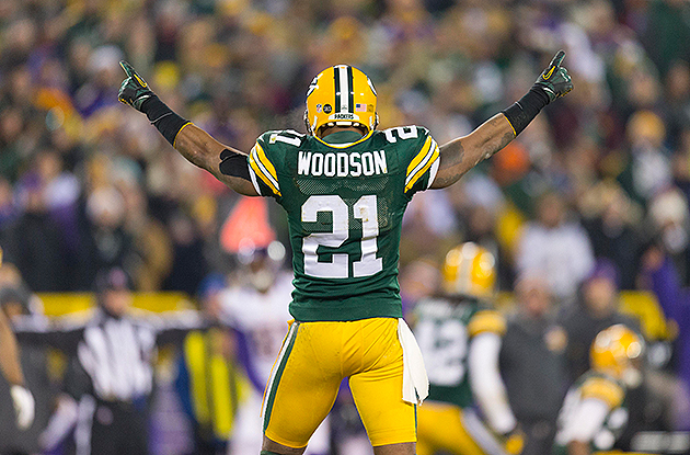 The Packers will release Charles Woodson (USA Today Sports Images)
