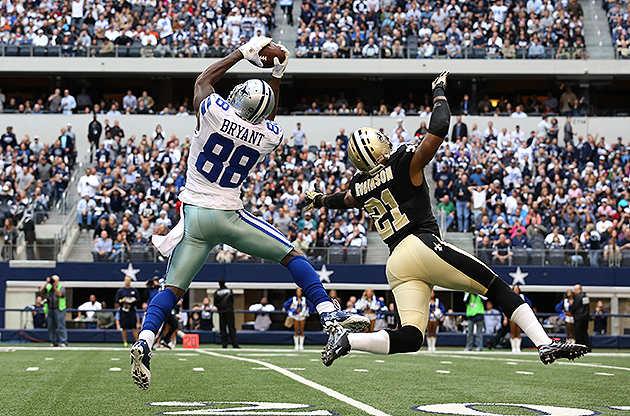 Dez Bryant thinks a 2,000-yard season is possible (USA Today Sports Images)
