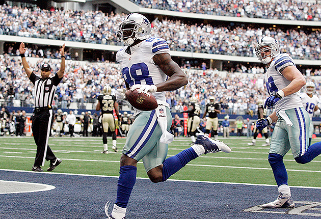 Dez Bryant was a bright spot in 2012 (USA Today Sports Images)