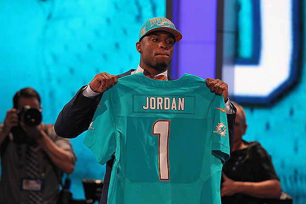 Dion Jordan plans to be present at the start of training camp (USA Today Sports Images)