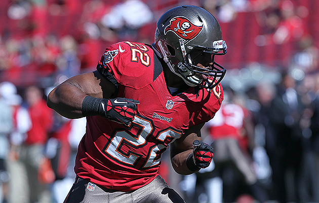 Doug Martin is a steal for the Bucs (USA Today Sports Images)