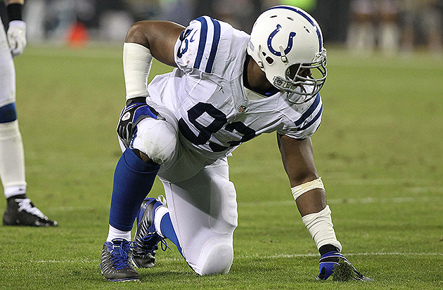 Dwight Freeney should hit the free agent market (USA Today Sports Images)