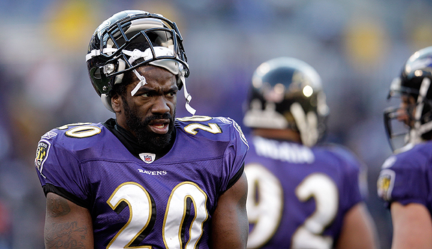 Ed Reed pressures all quarterbacks -- including his own. (Getty Images)