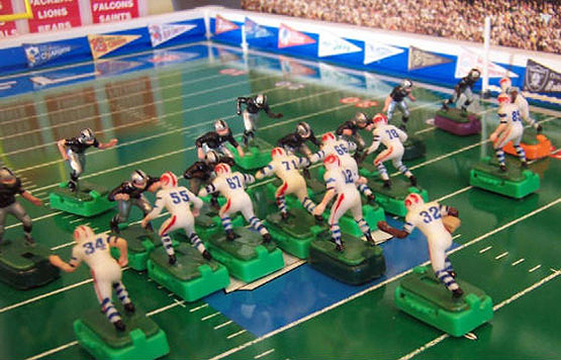 For many kids, this was football at its finest. (mentalfloss.com)
