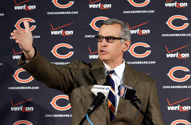 Phil Emery of the Bears is one of many execs with a new understanding of the game.