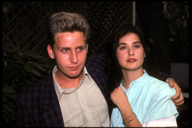 Come to think of it, young Emilio Estevez does resemble Tim Tebow ... (Getty Images)