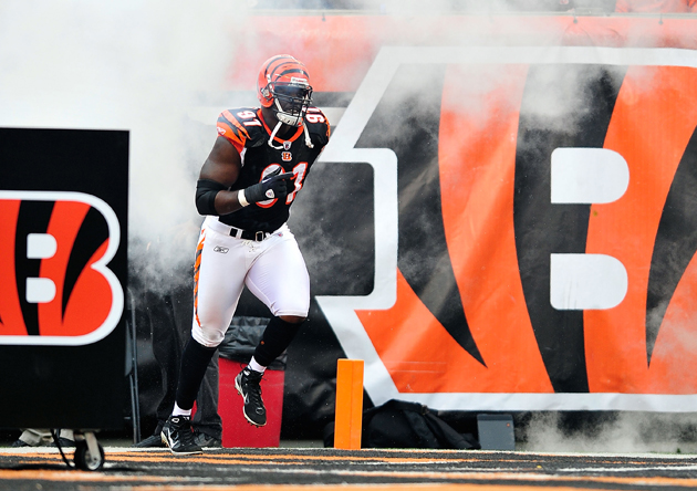 Geno Atkins: The NFL's best pure defensive tackle. (Getty Images)