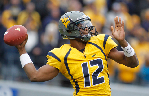 Geno Smith can only worry about himself; comps to the 2012 class will get him nowhere. (Getty Images)