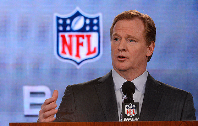Roger Goodell earned $30 million in 2011 (USA Today Sports Images)