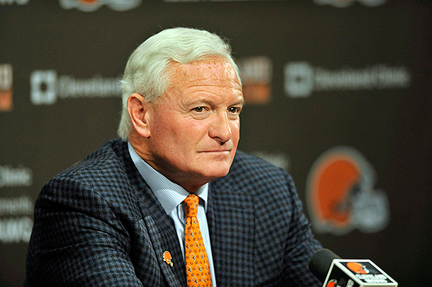 Jimmy Haslam allegedly knew of fraud practices (USA Today Sports Images)