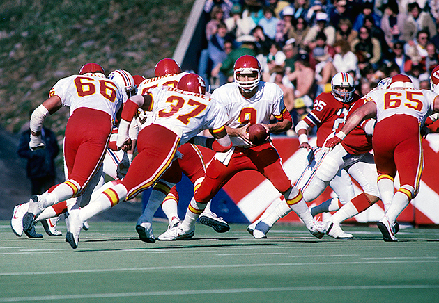 Joe Delaney died 30 years ago today (USA Today Sports Images)