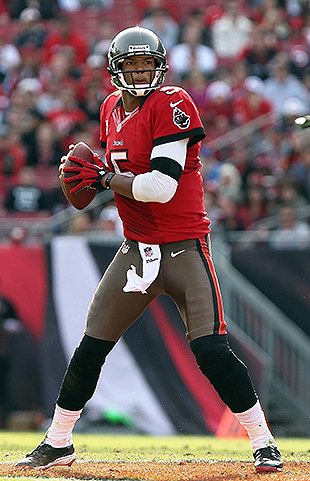 Josh Freeman (USA Today Sports Images)