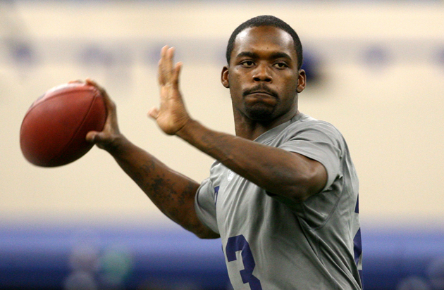 Marcus Vick might want to re-think his social media approach. (Getty Images)