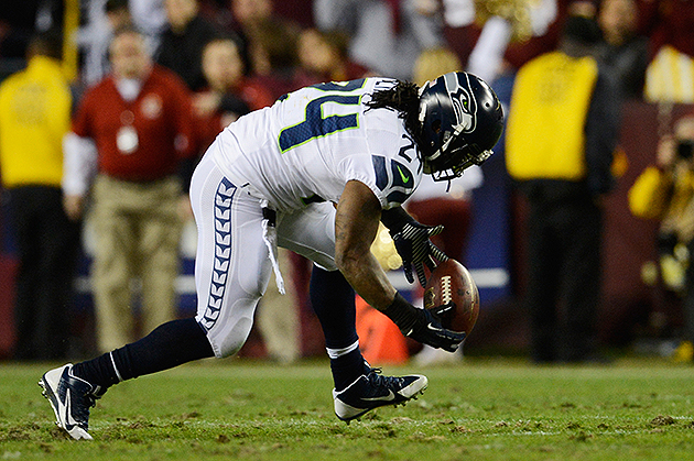 Marshawn Lynch came up big on Sunday (Getty Images)