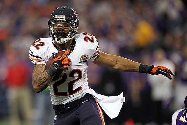 Matt Forte doesn't like a proposed rule change (USA Today Sports Images)