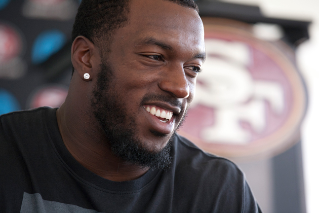 Patrick Willis has a special understanding of what it takes to succeed. (Adam Golub)