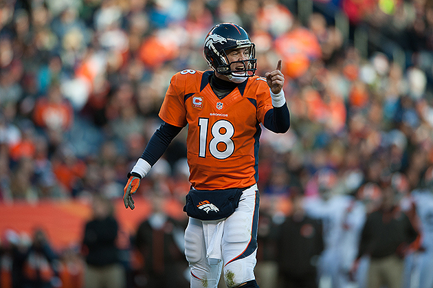 Peyton Manning was named to his 12th Pro Bowl (Getty Images)