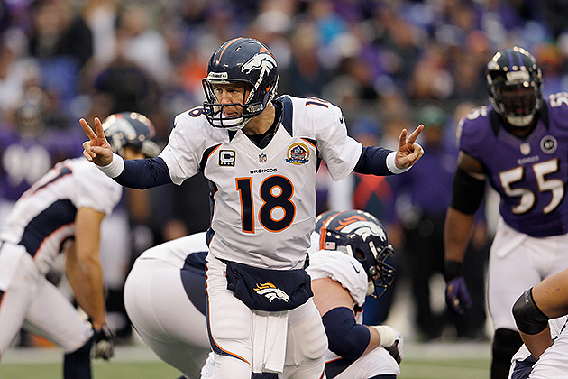 Peyton Manning is the key to a Broncos win (Getty Images)