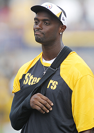Plaxico Burress (USA Today Sports Images)