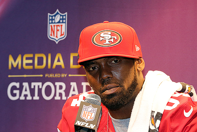 Randy Moss is nearing a deal with FOX (USA Today Sports Images)