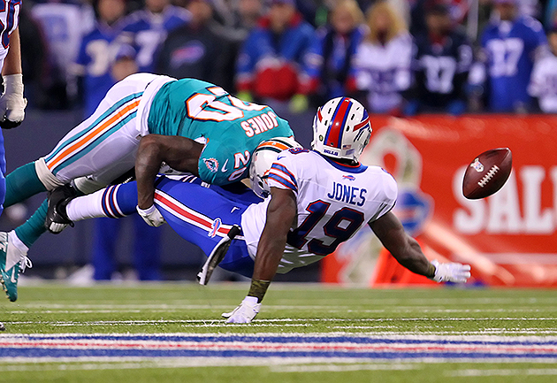 Dolphins safety Reshad Jones has a new deal (USA Today Sports Images)