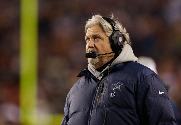 Rob Ryan is out in Dallas. (Getty Images)