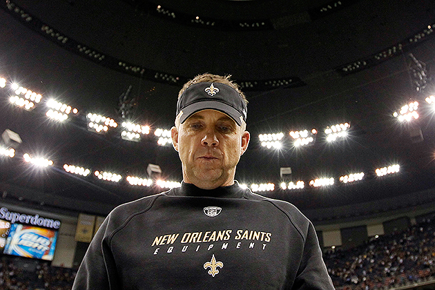 Sean Payton has been reinstated by the NFL (Getty Images)