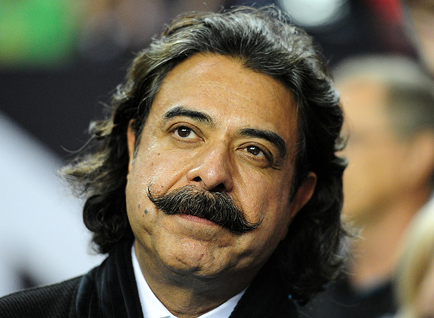 Shahid Khan will exact his revenge ... in this world, or the next. (Getty Images)