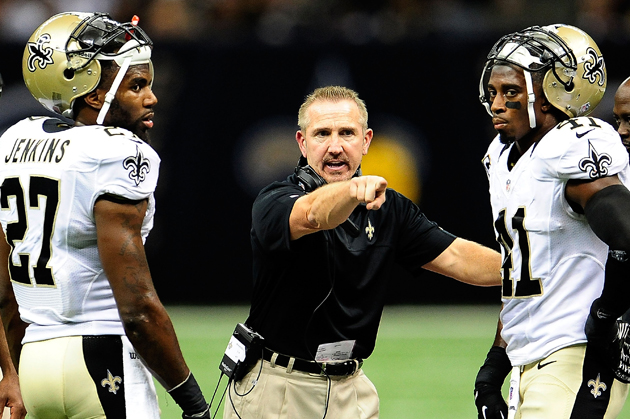 Steve Spagnuolo is down to damage control at this point. (Getty Images)