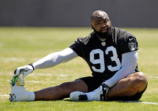 Tommy Kelly may have to stretch that dollar a bit more from now on. (AP)
